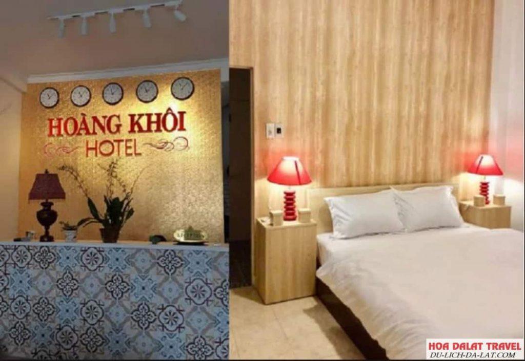 Khách sạn Hoàng Khôi