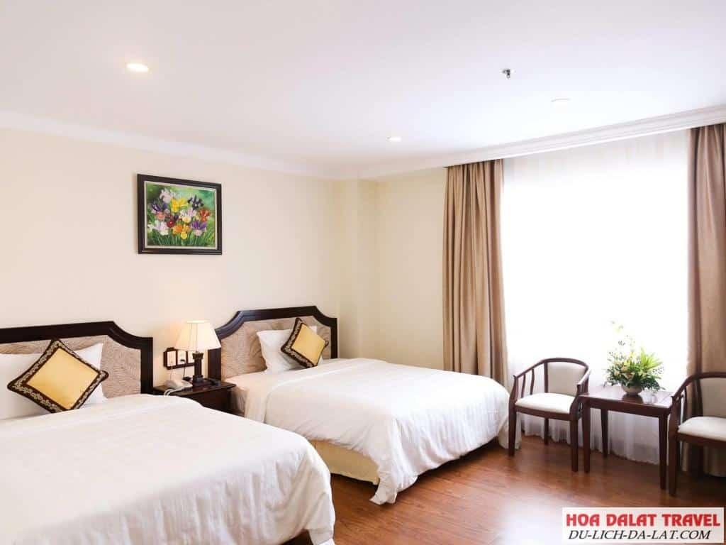 Khách sạn Iris Đà Lạt - phòng