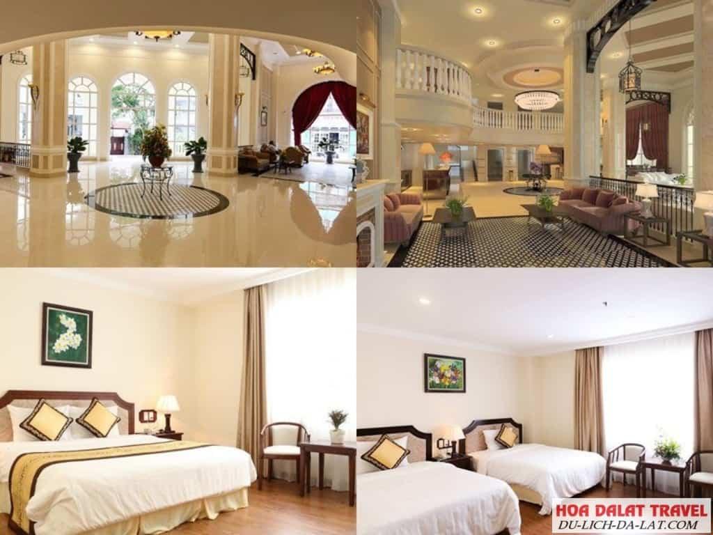 Khách sạn Iris Đà Lạt -review
