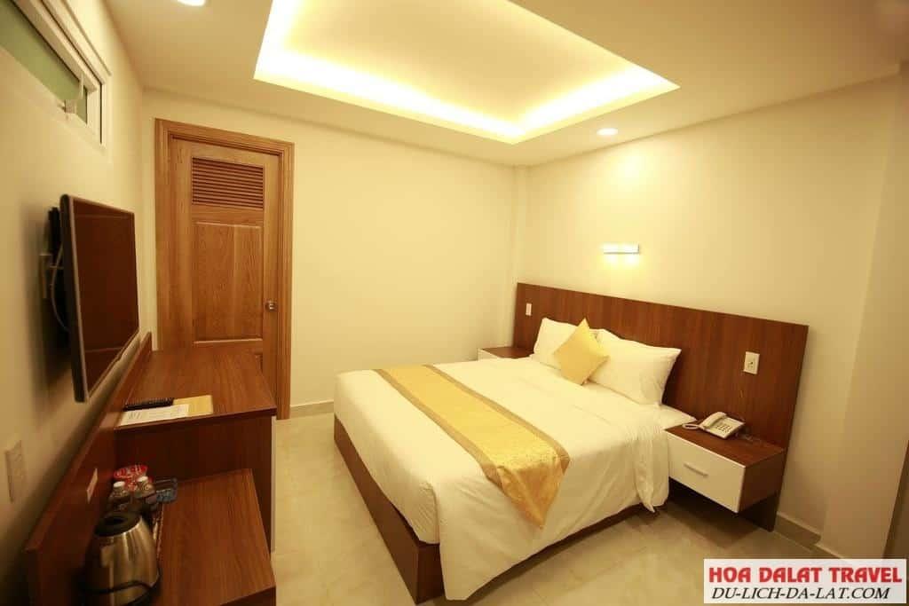 Khách sạn Kim Hoa 2 - phòng