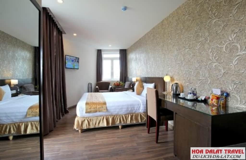 Khách sạn Kings Đà Lạt - phòng