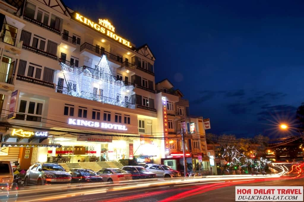 Khách sạn Kings Đà Lạt