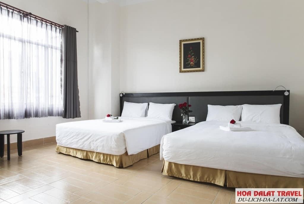 Khách sạn Lá Xanh - phòng