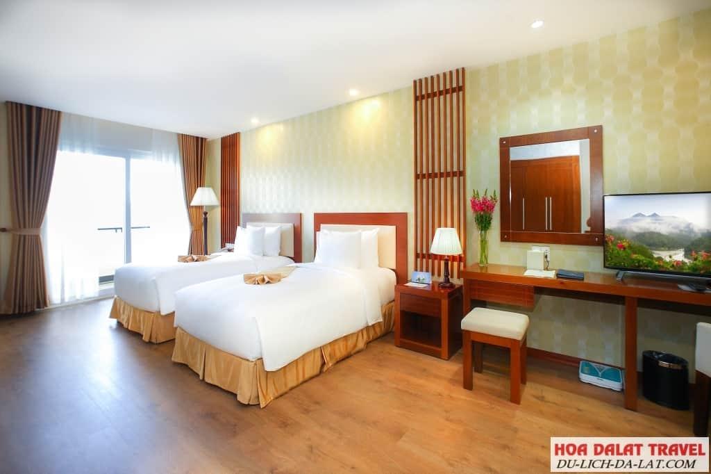 Khách sạn Ladalat - phòng