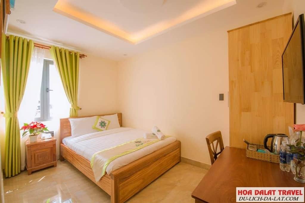 Khách sạn Latipha Đà Lạt -phòng