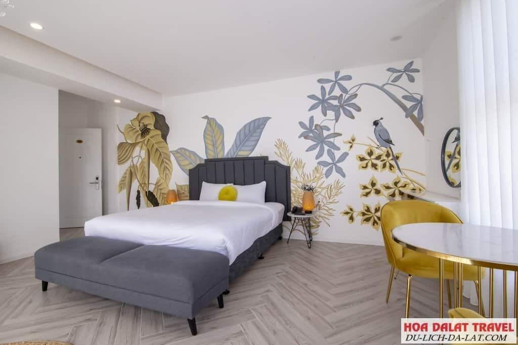 Khách sạn Len's - phòng