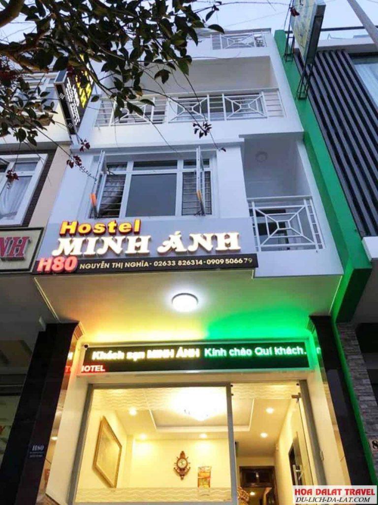 Khách sạn Minh Ánh