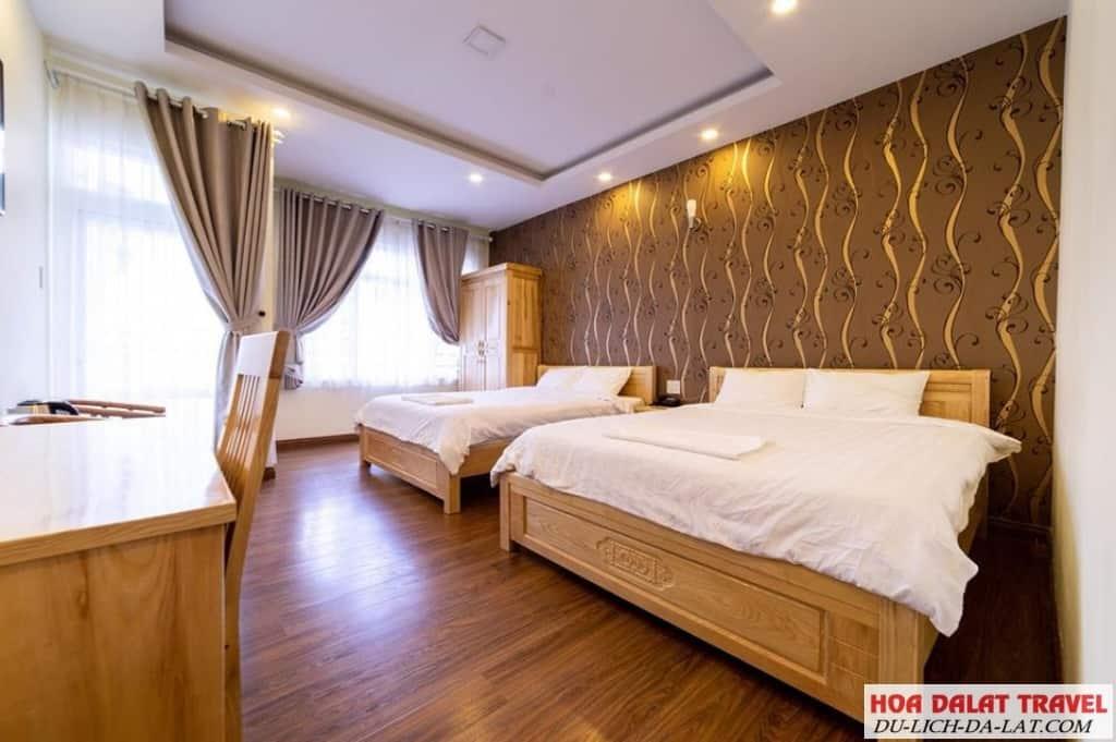 Khách sạn Minh Ánh - phòng