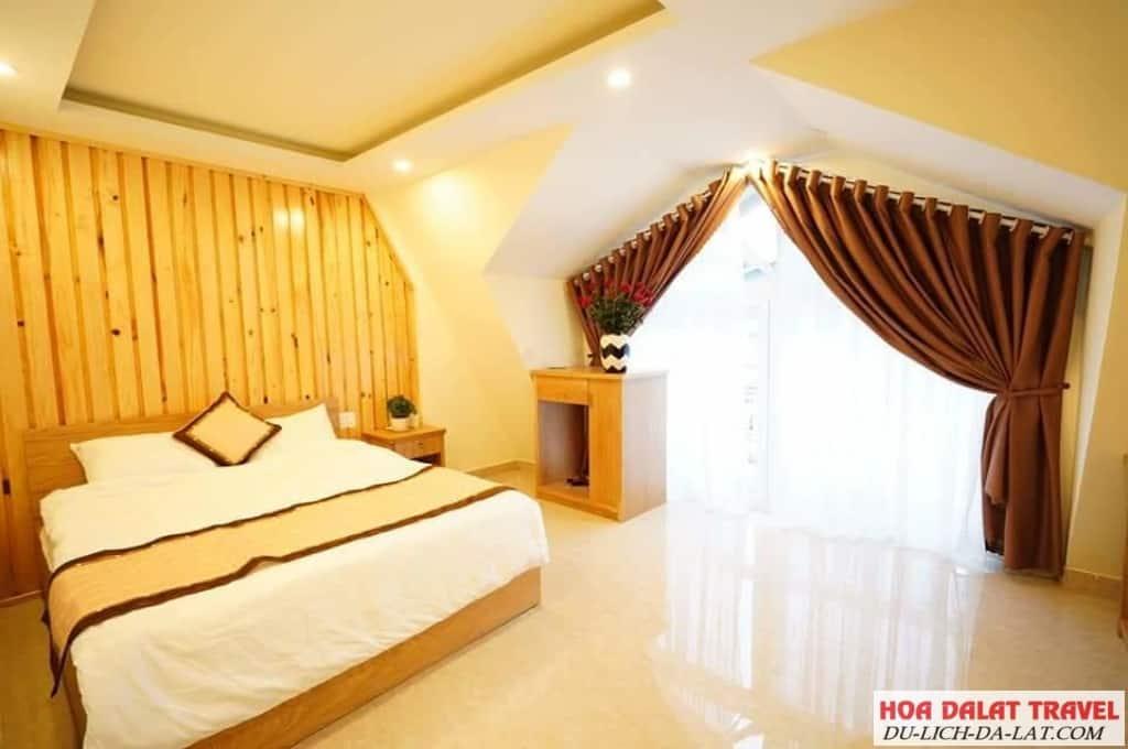 Khách sạn Minh Long ở Đà Lạt