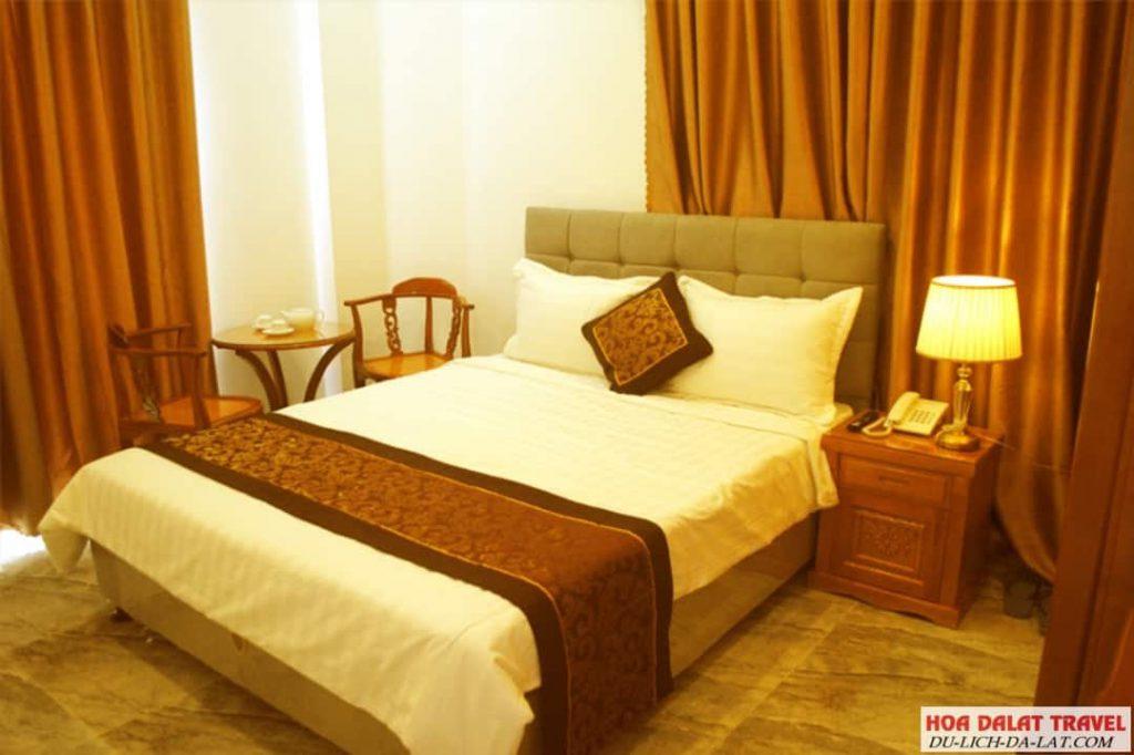 Khách sạn My Ty- phòng