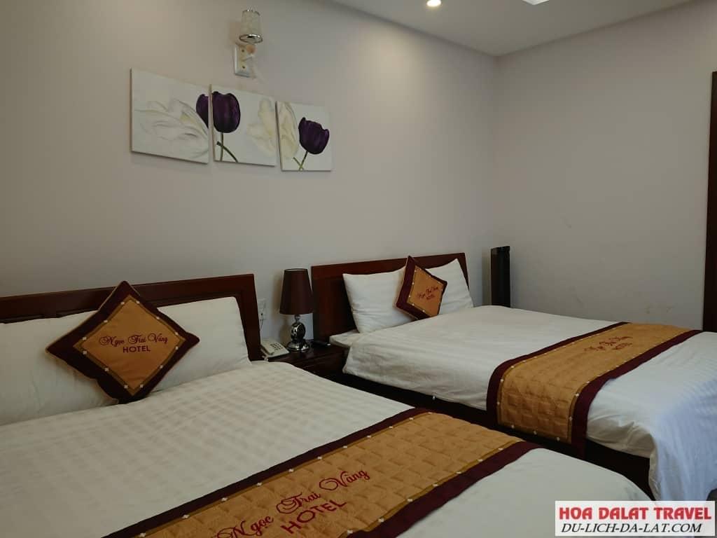 Khách sạn Ngọc Trai Vàng - phòng