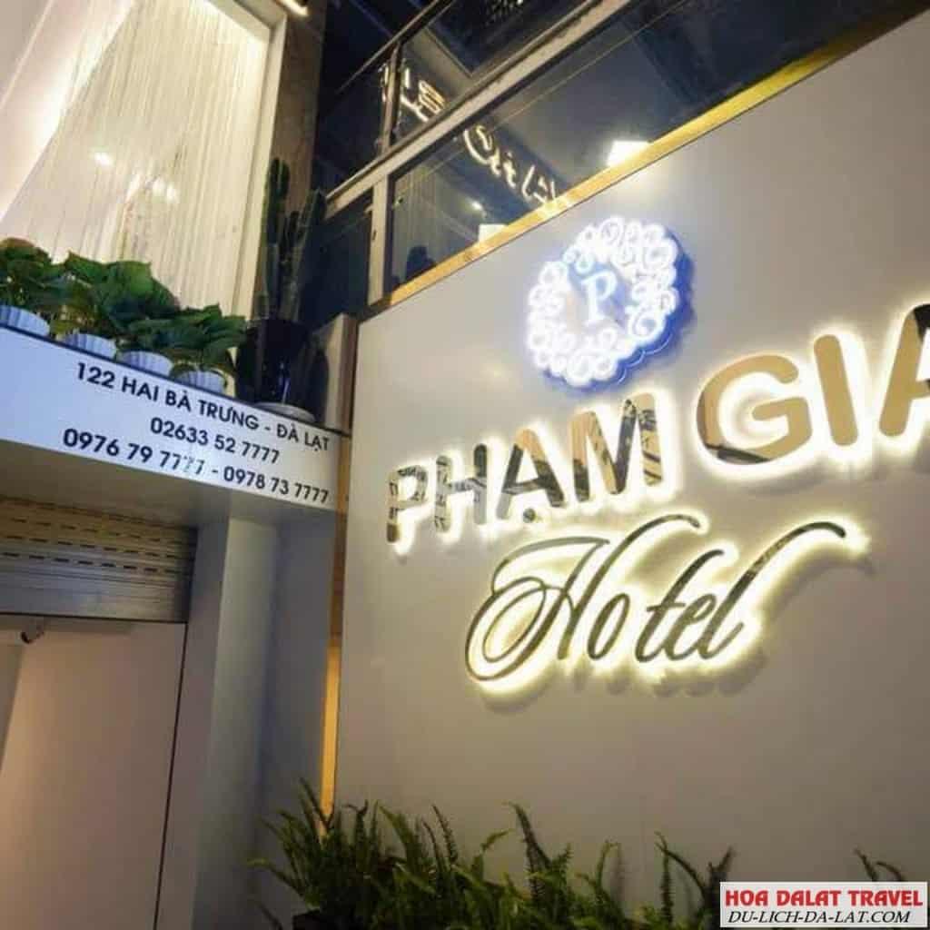 Khách sạn Phạm Gia Đà Lạt