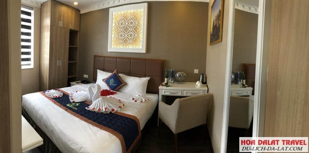 Khách sạn Pinus Đà Lạt -  phòng
