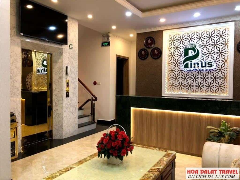 Khách sạn Pinus Đà Lạt