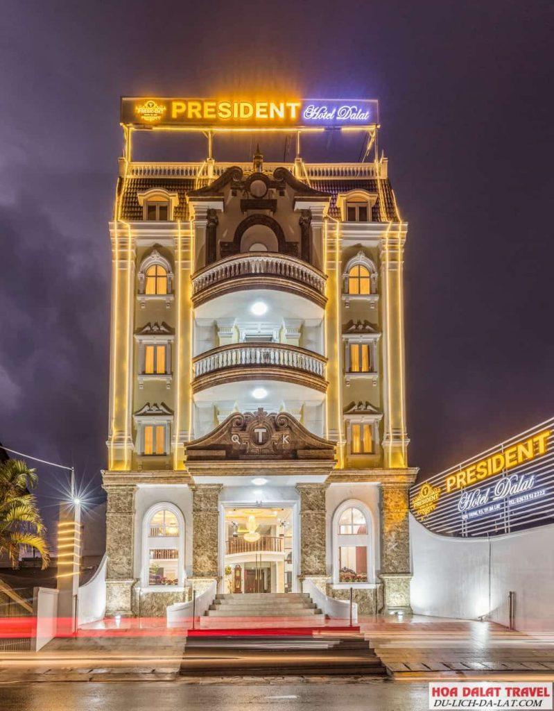 Khách sạn President