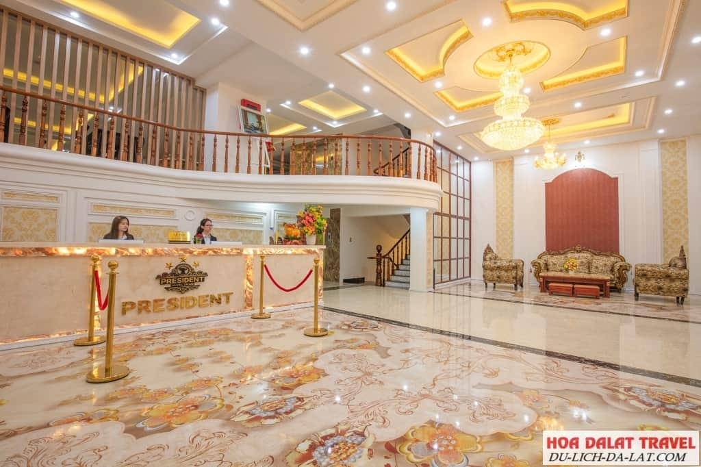 Khách sạn President - review