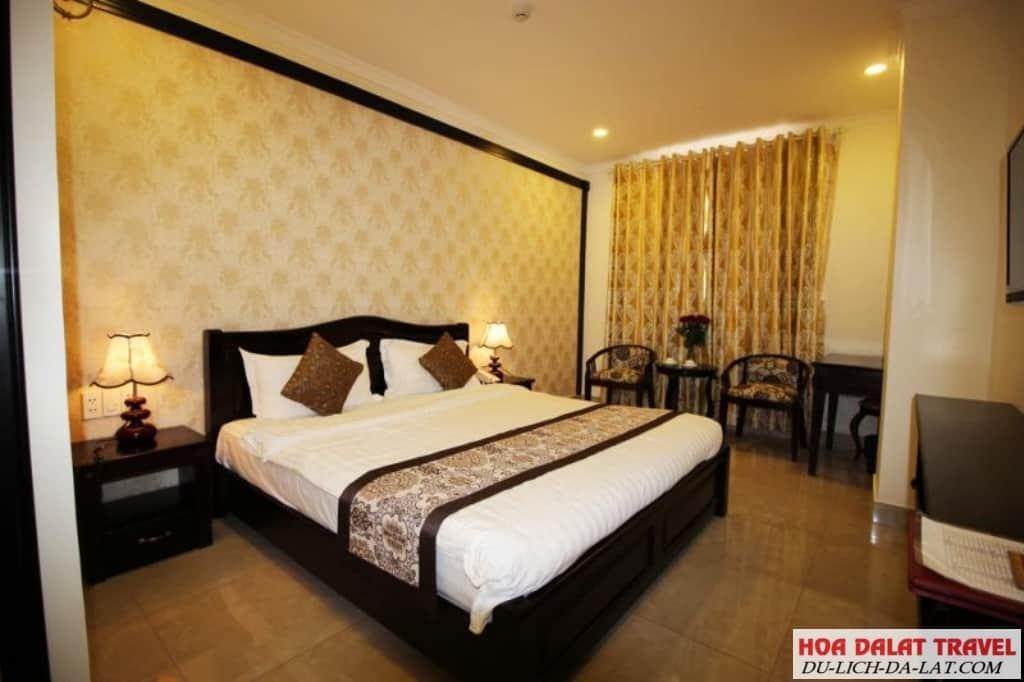 Khách sạn Royal Đà Lạt- phòng