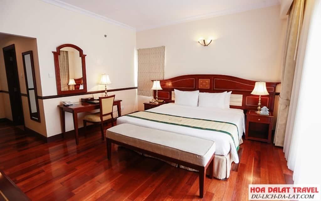 Khách sạn Sài Gòn Đà Lạt - phòng