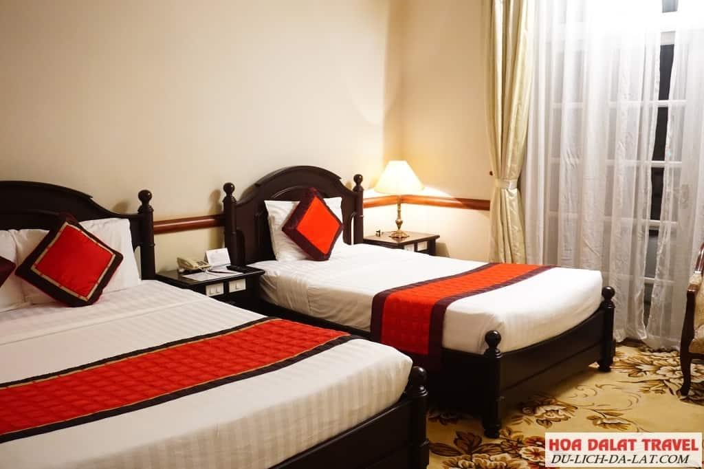 Khách sạn Sammy Đà Lạt - phòng