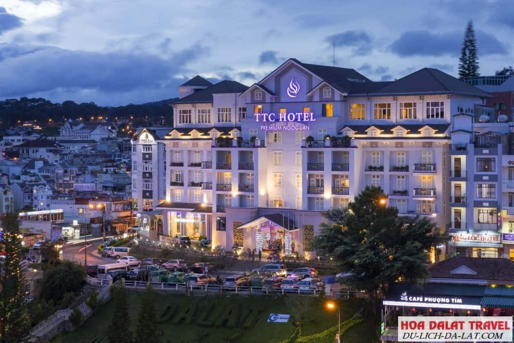 Khách sạn TTC Ngọc Lan