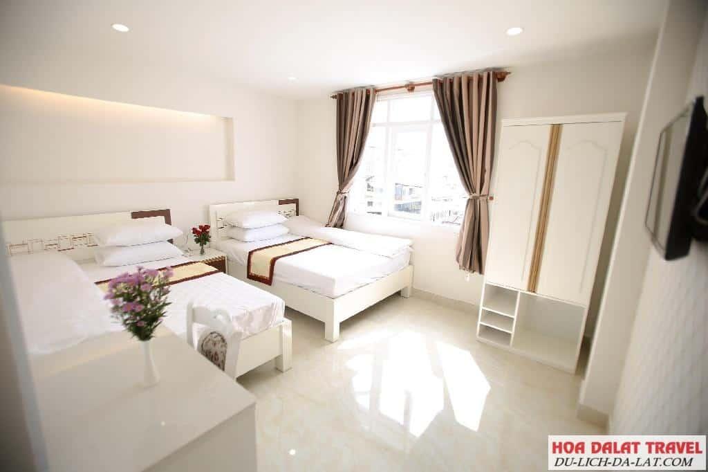 Khách sạn Thanh Thanh Đà Lạt - phòng
