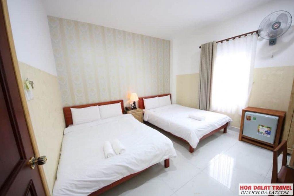 Khách sạn Thảo Trâm- phòng