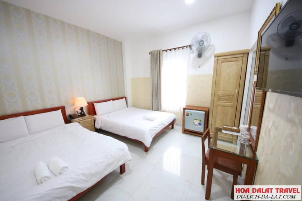 Khách sạn Thảo Trâm - phòng khách sạn