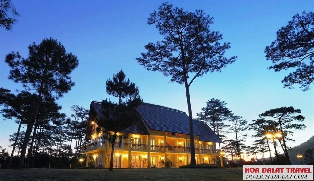 Khu nghỉ dưỡng Bình An Village
