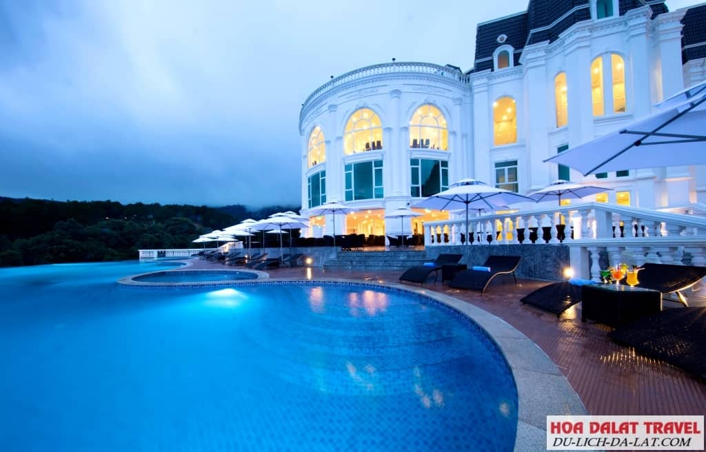 Khu nghỉ dưỡng Dalat Wonder Resort ở Đà Lạt