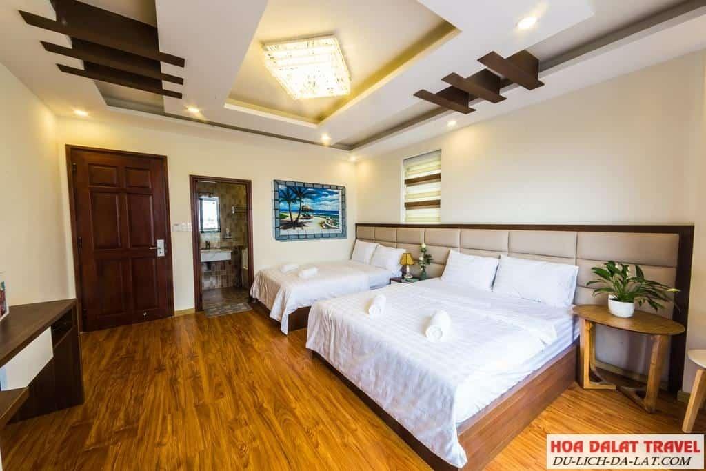 Kinh nghiệm chọn phòng khách sạn ở Đà Lạt