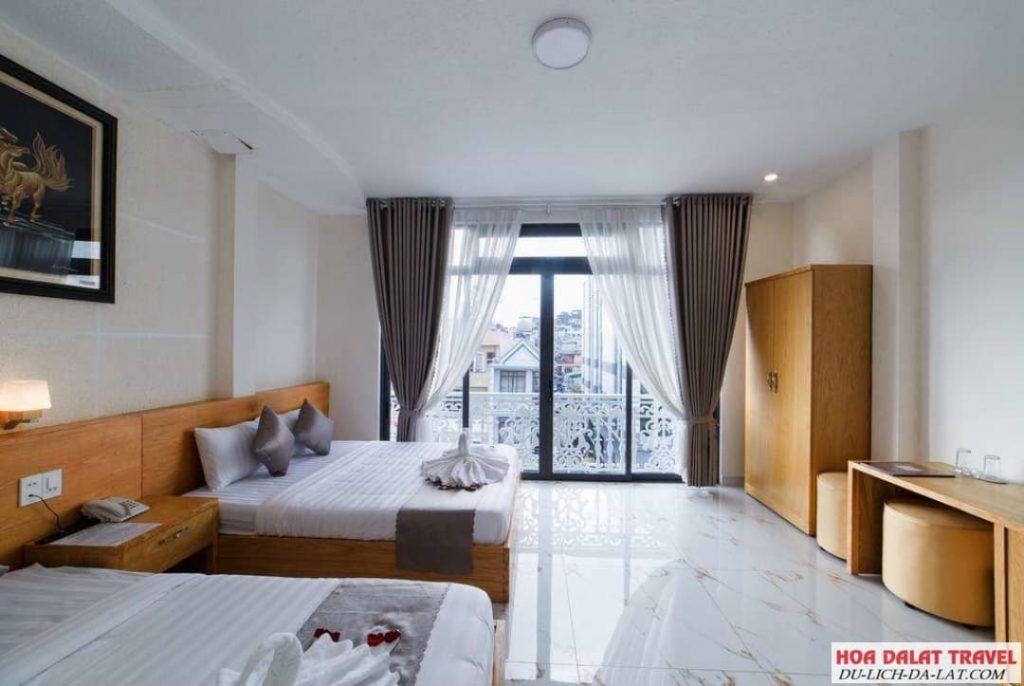 Lợi ích khi chọn khách sạn ở gần Đà Lạt giá bình dân