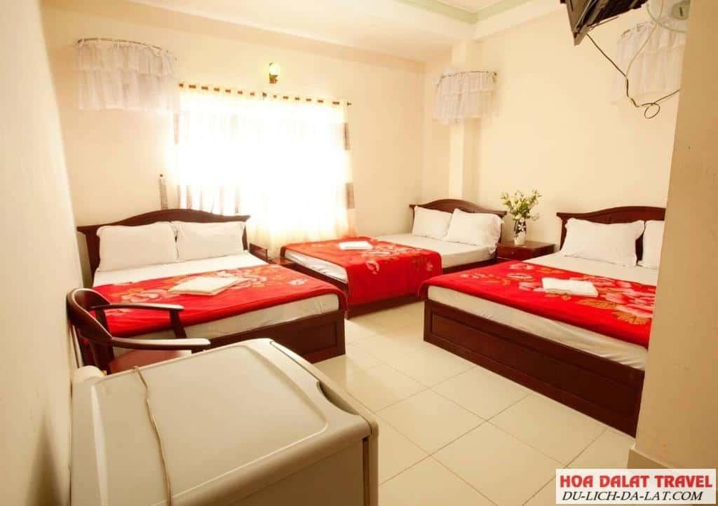 Phòng Khách sạn Hải Uyên