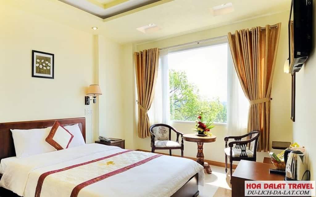 Review khách sạn 2 sao Đà Lạt được du khách yêu thích nhất