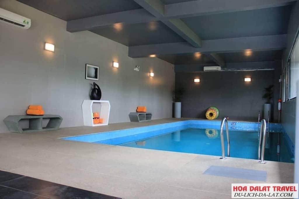 Terracotta Hotel Resort & Spa Đà Lạt - không gian