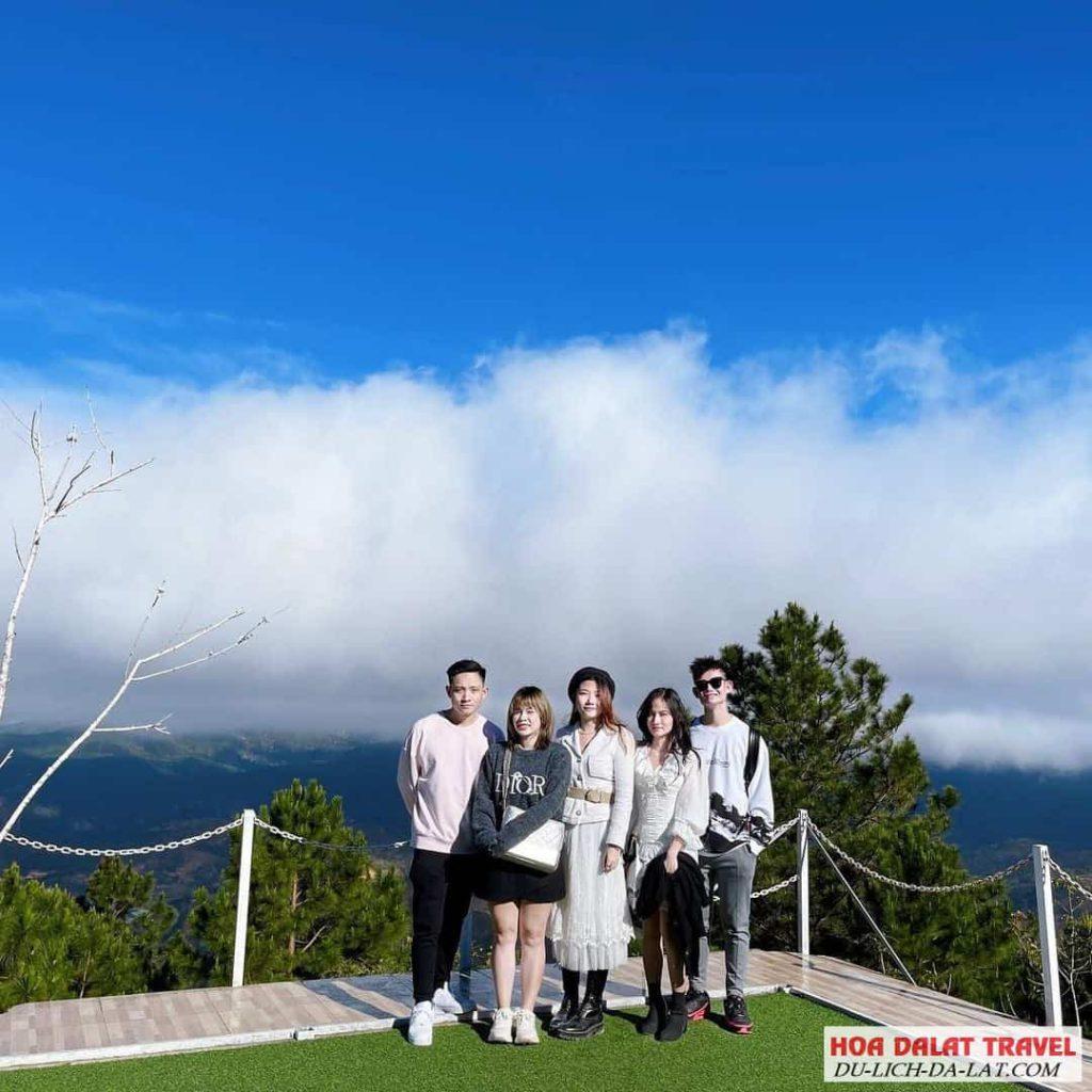 Tour đi Langbiang