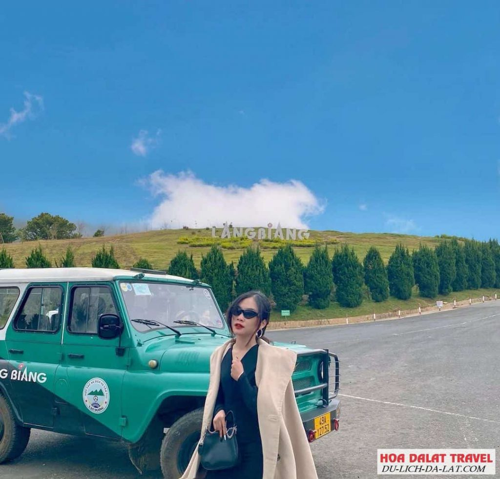 Tour Langbiang Đà Lạt