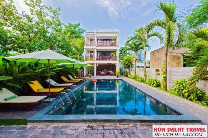 Cho thuê Villa Đà Lạt nguyên căn nghỉ dưỡng