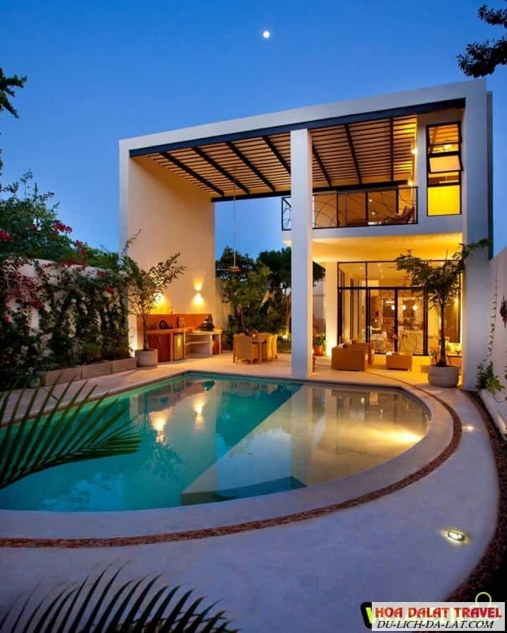 Cho thuê Villa Đà Lạt nguyên căn