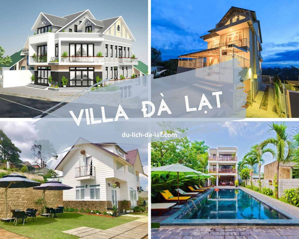Villa Đà Lạt