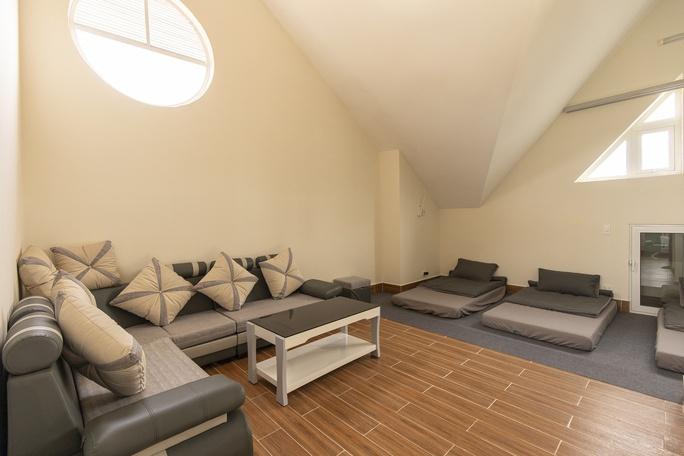 Phòng dorm ở lacami