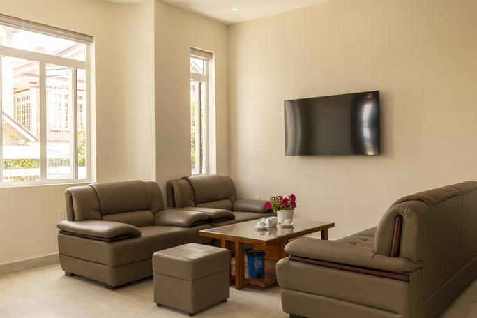 Phòng khách ở Lacami Rose De Villa