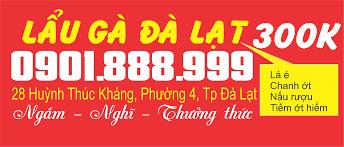 Lẩu gà lá é Đà Lạt 0901888999