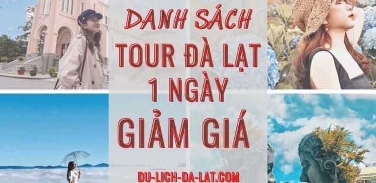 Tour Đà Lạt 1 ngày