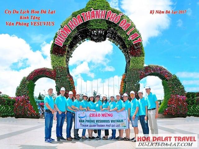 Tour Đà Lạt 1 ngày do Hoa Dalat Travel tổ chức