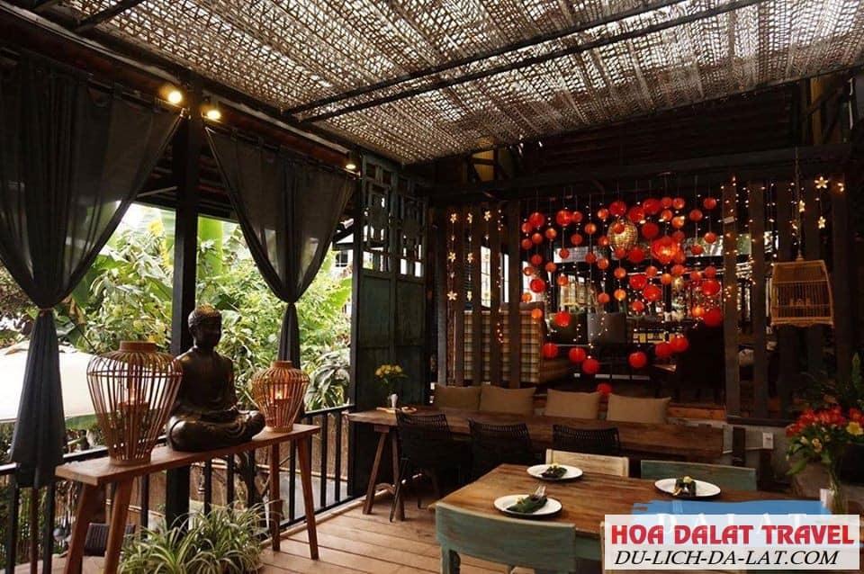 Nhà hàng Biang Dalat Garden