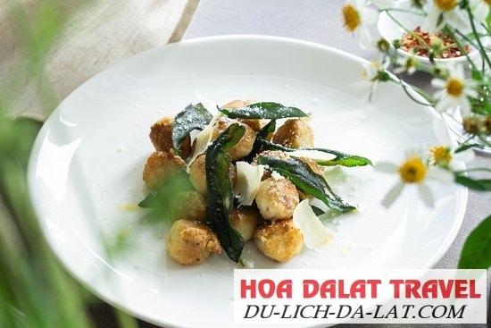nhà hàng Chef's DaLat