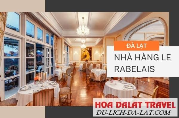 Nhà hàng Rabelais