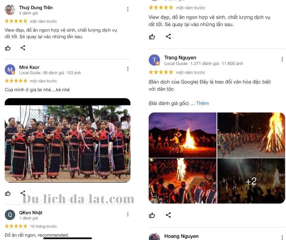 Review tour cồng chiêng Đà Lạt