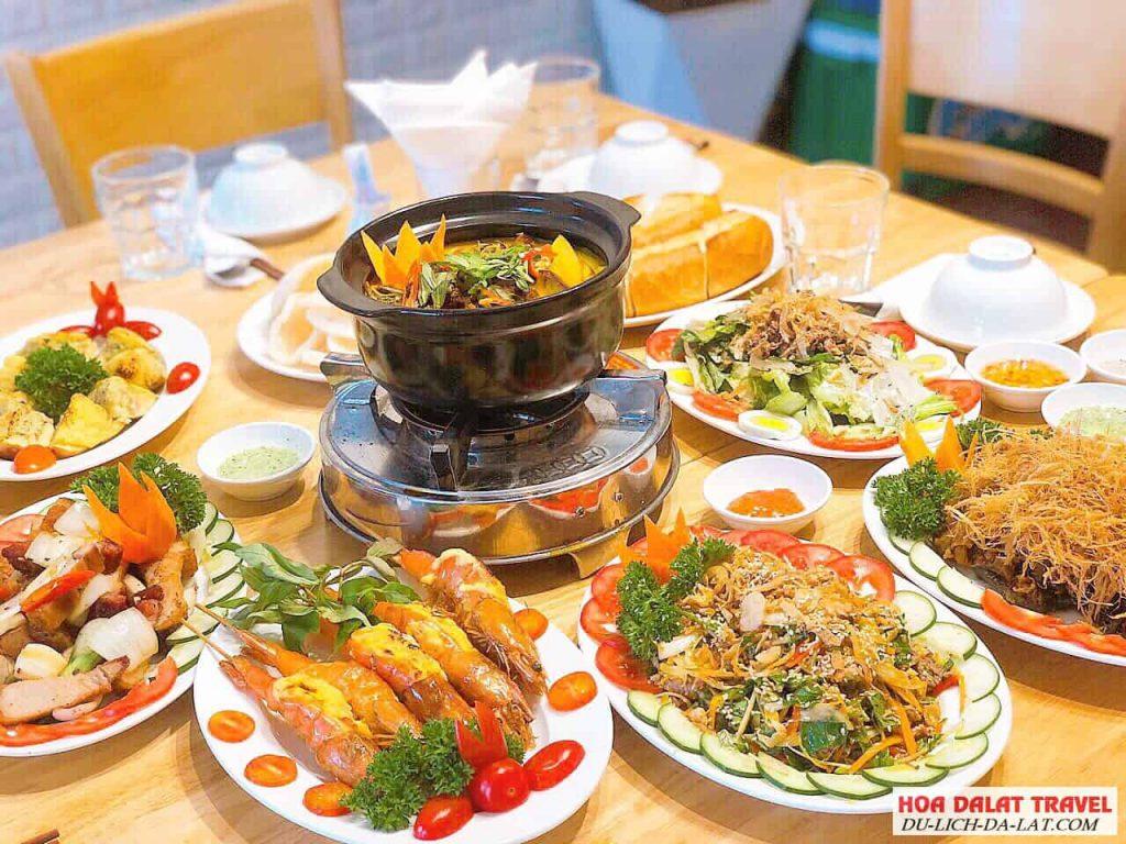 The May Restaurant Đà Lạt