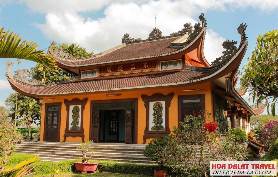 Cảm nhận của du khách khi đến Thiền Viện Trúc Lâm Đà Lạt